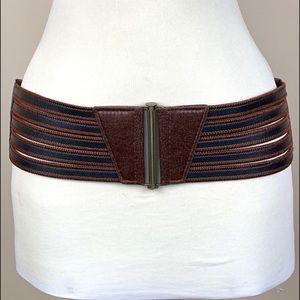 Elastic Corset Belt